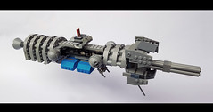 United Earth corvette (Shannon Ocean) Tags: spaceship
