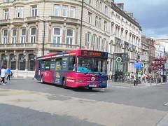 Cardiff Bus 503 (Welsh Bus 18) Tags: cardiffbus transbus dart slf super pointer 2 503 ca03vrf stmarysstreet cardiff