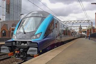 Transpennine Express NOVA 3 12802
