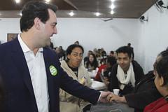 Café da Manhã com Lideranças, Dep. Márcio Nunes - Clube Urca