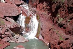 Les Gorges du Cians (Alpes-Maritimes) (bernarddelefosse) Tags: gorgesducians eau rivière rochesrouges alpesmaritimes provencealpescôtedazur