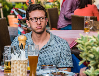 2018 - Germany - Heidelberg - Not Amused