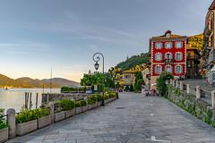 Lago Maggiore 2018 (karlheinz klingbeil) Tags: house gebäude haus see wasser water italy abend lake evening italia italien cannobio provinzverbanocusioossola it