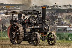 Dorset Steam Fair 2018_094 (Anthony Britton) Tags: the dorsetsteam fair 50thanniversary2018 tractionengines steamrollers steamtrucks steamfairgroundrides steamploughing canon5dmk4 canon24105lens sigma100400 canonesom5 18150mlens