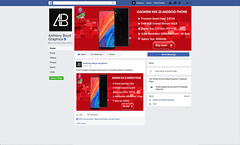 facebook page ads (airinbegumpayel) Tags: mockup psd template modern showcase branding photoshop freegraphicdesignresources graphicdesign free freebie facebook facebookpage