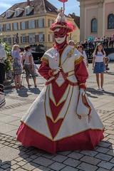 Venezianische_Messe_180909-4779 (wb.foto00) Tags: venezianischemesse kostüme masken karneval ludwigsburg barock hofdamen