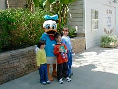 Donald Duck (moacirdsp) Tags: donald duck sunset boulevard disneys mgm studios walt disney world florida usa 2001