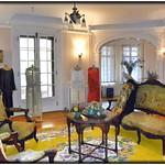 Sonnenberg Gardens & Mansion ~ Historic Park ~ Canandaigua NY -  Former Sitting Room - Museum thumbnail