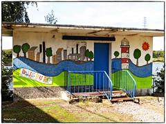 Duisburg... ist auch schön (rasafo66) Tags: duisburg nordrheinwestfalen nrw deutschland rhein ruhrgebiet rhine germany canonsx260 graffiti streetart