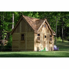 Innovative Cottage Playhouse for Kids (mywowstuff) Tags: gifts gift ideas gadgets geeky products men women family home office