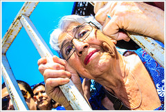 Sra Chocha (dvfilms231) Tags: street streetlife streetphotography carnaval portrait people