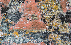 anarchy (jtr27) Tags: dsc04526l2 jtr27 sony alpha nex7 nex emount mirrorless vivitar komine 55mm f28 macro manualfocus peeling paint craquelure abstract maine newengland