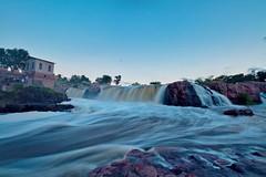 Falls Park Rush (Scott A. Rasmusson) Tags: radarrasmusson scottrphoto southdakota falls river longexposure cokinfilters