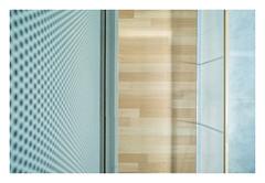 INRIA Saclay (hugonoulin) Tags: science recherche universitéparissaclay architecture informatique géométrique ombre laboratoire parissaclay symétrie plancher palaiseau bichrome lignes parallèle