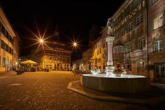 Stein am Rhein (ivoräber) Tags: stein rhein rhine switzerland sony schweiz swiss systemkamera voigtlander sunstar
