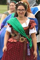 Lady (Itinerant Wanderer) Tags: pennsylvania buckscounty wrightstown villagerenaissancefaire