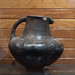 Two-handled impasto jug with short conical neck from the Valle del Sarno