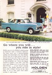 1962 EK Holden Special Sedan Aussie Original Magazine Advertisement (Darren Marlow) Tags: 1 2 6 9 19 62 1962 e k ek h holden s special sedan c carcool collectiblecollectors classic chrome f fins a automobile v vehicle g m gm gmh general motors aussie australian australia 60s