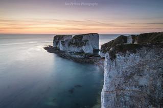 Old Harry Rocks Sunrise, Dorset, UK