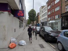 Windmill Street. 20180819T11-51-18Z (fitzrovialitter) Tags: peterfoster fitzrovialitter city camden westminster streets rubbish litter dumping flytipping trash garbage urban street environment london fitzrovia streetphotography documentary authenticstreet reportage photojournalism editorial captureone olympusem1markii mzuiko 1240mmpro microfourthirds mft m43 μ43 μft geotagged oitrack exiftool linearresponse