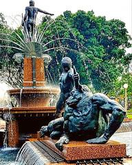 Archibald Fountain (missgeok) Tags: archibaldfountain sydney australia touristattraction hydepark fountain famous beautiful lovethisplace