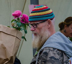 At the Sofiero garden festival (frankmh) Tags: people sofiero gardenfestival helsingborg skåne sweden
