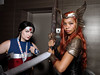 Princesses Diana and Angela (greyloch) Tags: dragoncon cosplay costumes 2017 canonrebelt6s wonderwoman angela comicbookcharacter comicbookcostume dccomics marvel silverefex niksoftware