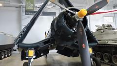 DSCN1676 (bongo_boy2003) Tags: air museum b17 armor tank airplane spitfire bf109