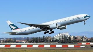 Cathay to Hong Kong (2/2)