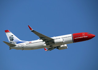 EI-FVI Boeing 737-8JP Norwegian Air International