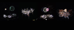 Fireworks night - Noche de fuegos artificiales. Madrid. Spain. (COLINA PACO) Tags: fireworks fuegosartificiales nocturno noche notte nuit bynight feuxdartifice fuochidartificio madrid spain spagna españa espagne