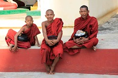 Monks_06 (DepictingPhotos) Tags: asia began buddhists burma monks