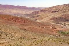 2018-4603 (storvandre) Tags: morocco marocco africa trip storvandre telouet city ruins historic history casbah ksar ounila kasbah tichka pass valley landscape