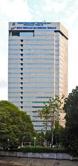 Gedung BPPT II (Ya, saya inBaliTimur (leaving)) Tags: jakarta building gedung architecture arsitektur office kantor