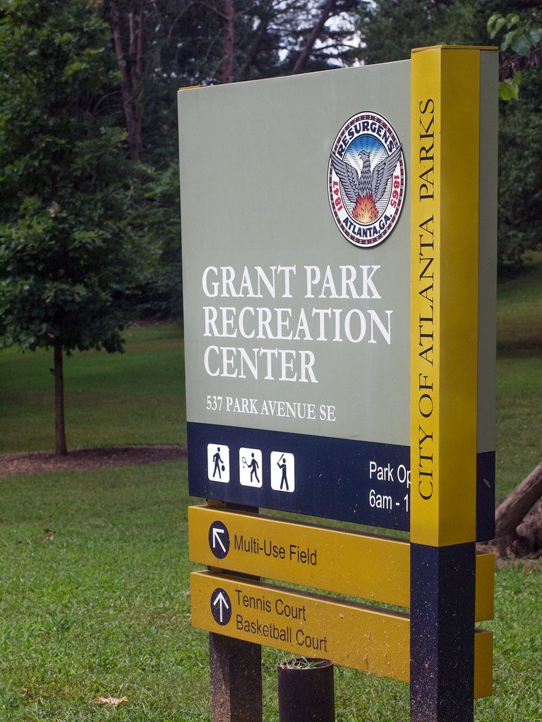 The World's Best Photos of georgia and grantpark - Flickr