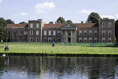 The Vyne with its new roof (Terrycym) Tags: hampshire thevyne nationaltrust restoration