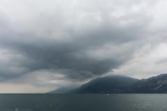 (CarolienCadoni..) Tags: ngc sony sonyilcaa99m2 2470mmf28zassm clouds sky mountains lake lakegarda lagodigarda italy