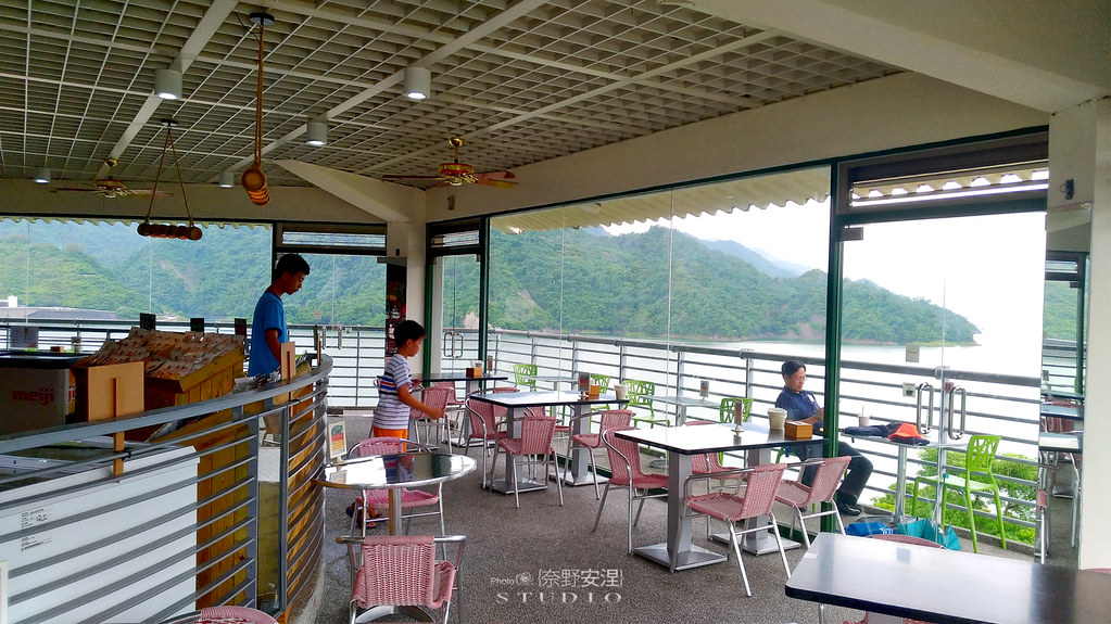 曾文水庫360度咖啡觀景樓 |雨後的台灣,很美23