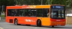 Burnley (Andrew Stopford) Tags: b9tdv y171hrn volvo b10ble wright renown transdev burnleybusco burnleypendle mainline