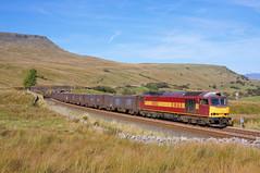 20071005 IMG_0050 60002 6E13 Ais Gill (Bill Atkinson2) Tags: ais gill settle carlisle class 60 tug freight gypsum wild boar fell