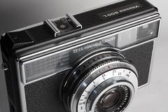 Zeiss Ikon Voigtländer Vitessa 500 L (a.zwinckmann) Tags: voigtländer ikon zeiss l 500 vitessa camera 35mm lanthar