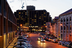 20180914-17-Hunter Street (Roger T Wong) Tags: 2018 australia hunterdock hunterstreet rogertwong sel24105g sony24105 sonya7iii sonyalpha7iii sonyfe24105mmf4goss sonyilce7m3 evening street twilight waterfront