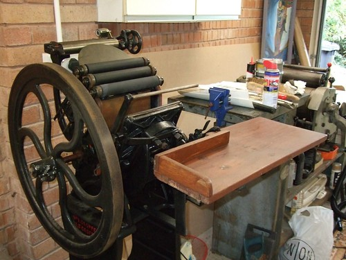 Flickriver: Most interesting photos from Letterpress