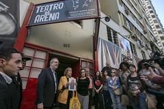 Teatro_UM_9604 (Miguel Rossetto) Tags: 18092018 2018 fotodeubirajaramachado miguelrossettoemvisitaaoteatroarena portoalegre riograndedosul brasil