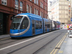 birmingham 31 (brianhancock50) Tags: railway train trains tram tramway rail railways