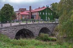 Kerava river (m.pertti) Tags: landscape river water bridge vantaa helsinki uusimaa finland