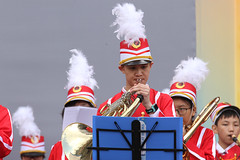 IMGL4017 (taticoma) Tags: brassband brass music musician child china red school teenage frenchhorn