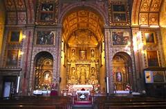 Jesuitenkirche Funchal Madeira (sabine1955) Tags: kirche church altar kapelle funchal madeira jesuiten
