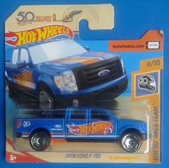 Hot Wheels - Ford F-150 (daleteague17) Tags: hotwheels hot wheels diecast diecastmodel model toycars toy car