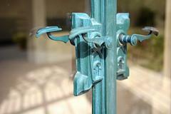 D71_3505A (vkalivoda) Tags: zámek lock glasshousedoor klika serrure serratura cerradura dveře doors vintage čechypodkošířem sigma1835mmf18dchsmart